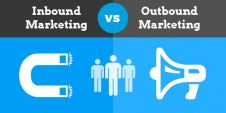 Het verschil tussen inbound en outbound marketing