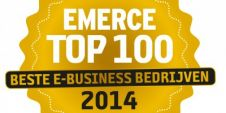 Yes! We staan weer in de Emerce top 100!
